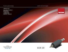 ECR 20 MAS BT 40