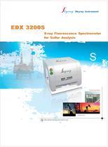 EDX3200S Sulfur in PetroChemicals ASTM D4294