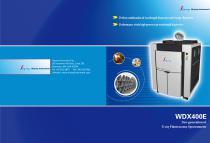 WDX400 XRF Spectrometer