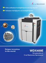 WDXRF WDX400E Cement Analysis
