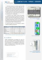 CONTACTLESS TORQUE SENSORS - 2