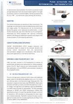 Piezo actuators for astronomical instrumentation - 1