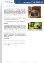 Piezo actuators for astronomical instrumentation - 3