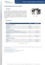 Piezo microscanning mechanisms - 3