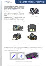 Point Ahead Mechanism PAM30 for Deep Space Optical Communication (DSOC) - 1