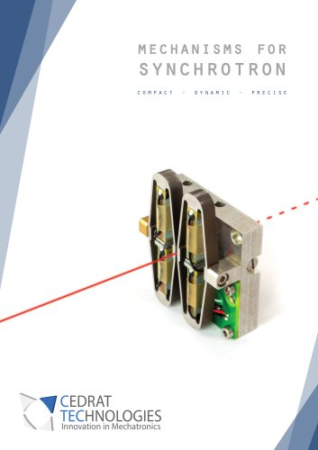 Synchrotron Brochure
