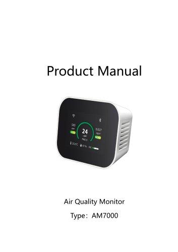 Air quality monitor AM7000