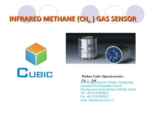 INFRARED METHANE (CH4 ) GAS SENSOR