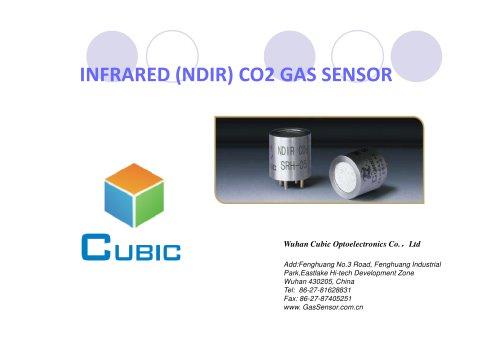 INFRARED (NDIR) CO2 GAS SENSOR