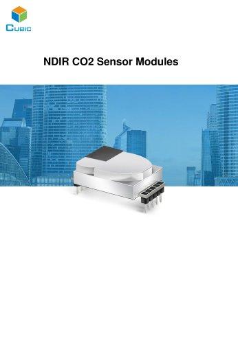 NDIR CO2 Sensor Modules