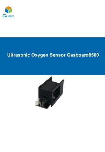 Ultrasonic Oxygen Sensor Gasboard8500