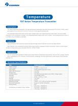liquid parameter sensor