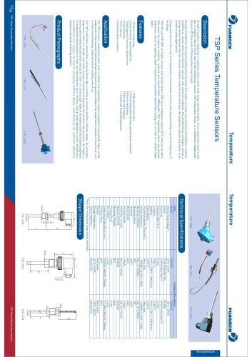 TSP Pt Temperature Sensor