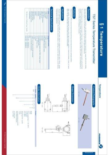 TST temperature transmitter