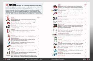 Zinco catalog