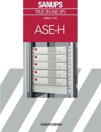 1 to 5kVA Modular UPS: ASE-H