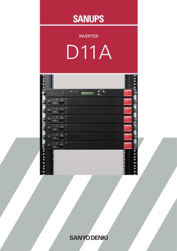 1kVA Stand-Alone Inverter: D11A