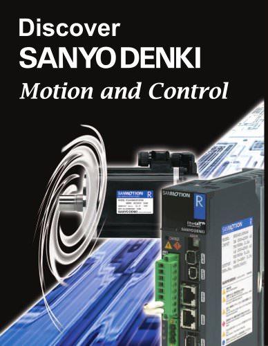 Discover  SANYO DENKI  Motion Control