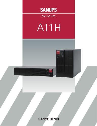 Online UPS: A11H