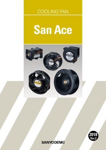 San Ace Cooling Catalog