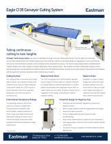 Eagle C125 Conveyor Cutting System