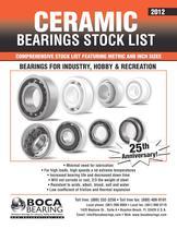 Boca Bearings - 2012-ceramic-bearing-stocklist