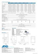 Analytical Semi-Micro Balances/GH Series - 4