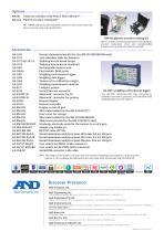 BM Series of Micro Analytical Balances - 8