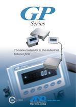 GP Series of Precision Industrial Balances