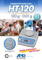 HT-120 Compact Precision Scale - 1