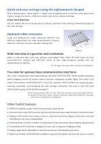 HV-CWP/HW-CWP Series of Waterproof Platform Scales - 3