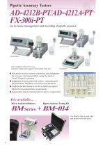 Laboratory Solutions by A&D - 10