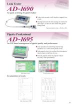 Laboratory Solutions by A&D - 11