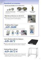 Laboratory Solutions by A&D - 3