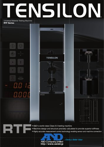 Universal Testing Machine RTF series