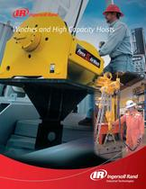 Winches & High Capacity Hoists