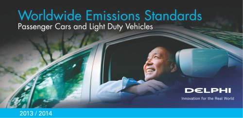 2013-2014 Passenger Cars & Light Duty Vehicles
