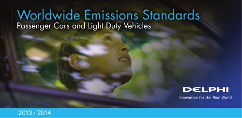 Passenger Cars & Light Duty Vehicles