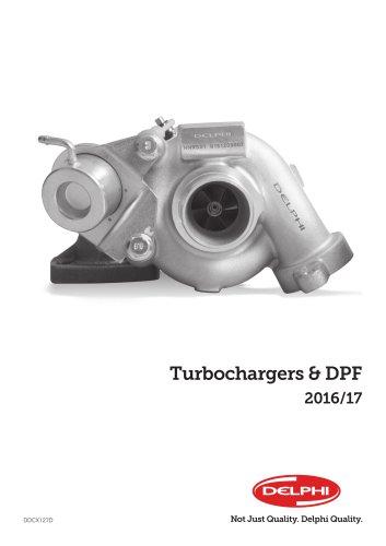 Turbochargers & DPF
