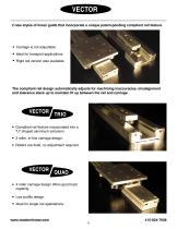 Vector Linear Guides