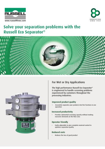 Russell Eco Separator
