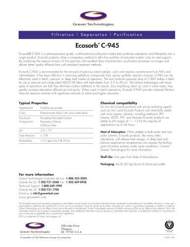 Ecosorb ® C-945