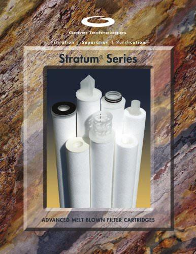 Stratum Series Brochure