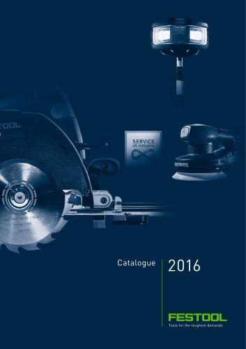 Festool Catalogue 2016