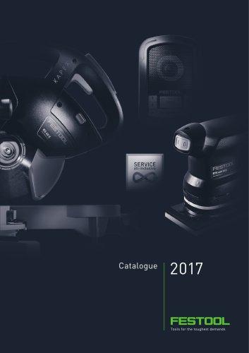Festool Catalogue 2017