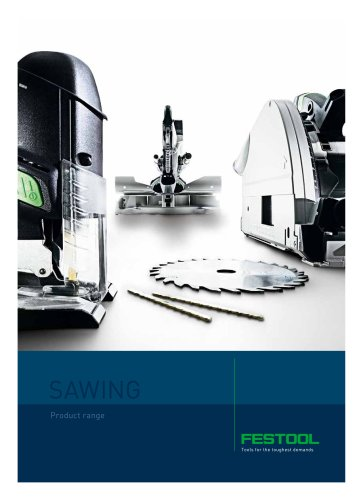sawing system brochure