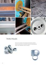 AGTOS Competence in Wheel Blasting Technology - 14