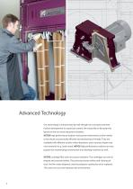 AGTOS Competence in Wheel Blasting Technology - 4