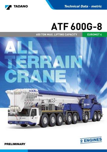 ATF 600G-8