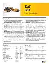 Cat ®  621K - 1